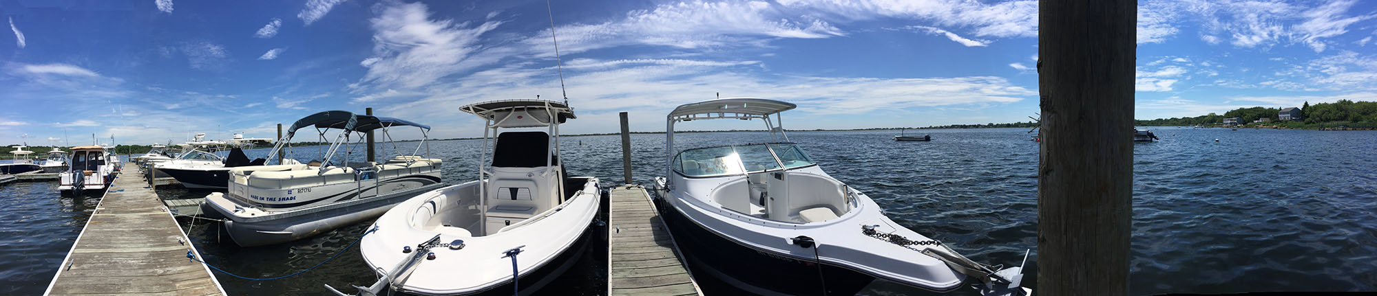 Boat yard services in Southern Rhode Island
