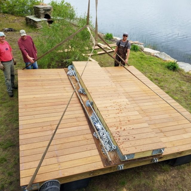 Dock Building & Repair