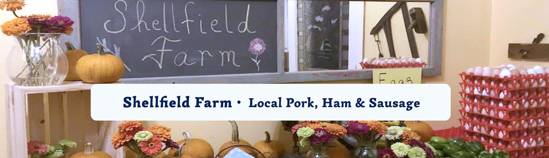 Shellfield Farm Pork